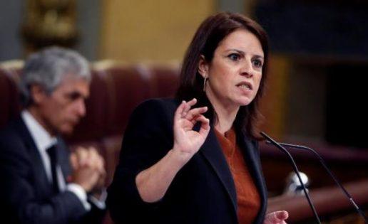 La ira de Adriana Lastra destroza la unidad que pide Sánchez
