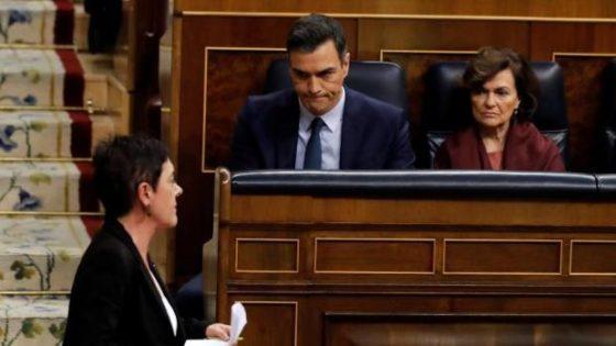 Pacto Sánchez-Bildu:  salvar vidas con quien ha acabado con ellas