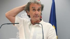 Fernando Simón ¡¡¡¡encantado de que el turismo no venga a España!!!!