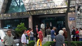 Cóctel de embajadas