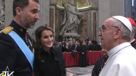 Felipe VI: Del Vaticano a Veracruz