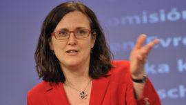 Malmström y la inmigración:10 millones que no son suficientes
