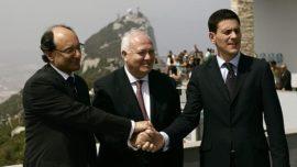 ¿Acepta Margallo que Gibraltar negocie como una delegación propia?