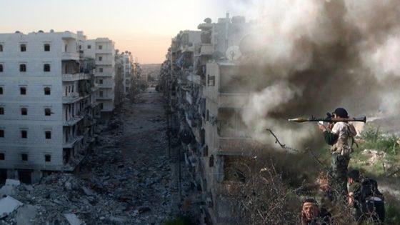 Preparar a Siria para después de la guerra