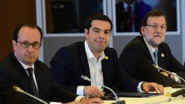 """Atenas: La cita """"socialista"""" de la que se escabulle Rajoy"""