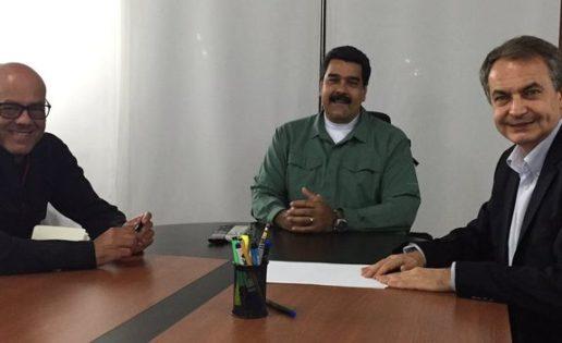 """Los """"éxitos"""" de Zapatero en Venezuela"""