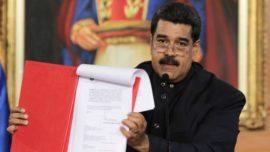 Sin ambigüedades ante Maduro