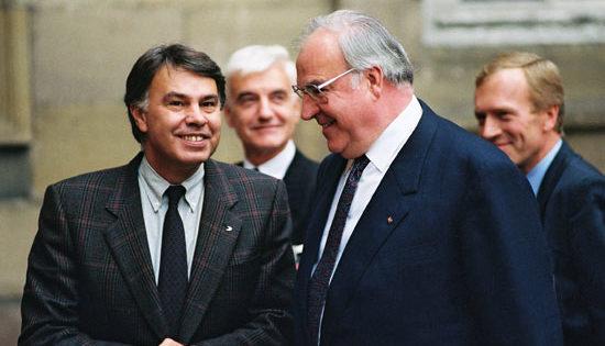 Kohl: el amigo alemán pata negra