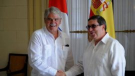 Rebelión cubana contra Dastis