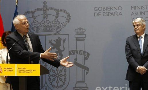 Borrell: Un ministro para algo más que Cataluña