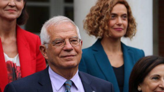 Empleos sin fondos y Borrell a Bruselas