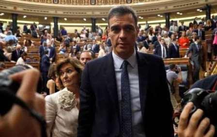 … Y Santiago cerró España