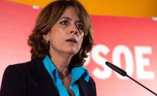 Dolores Delgado en la trinchera