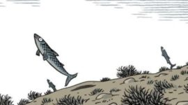 Por el mar corren las liebres…