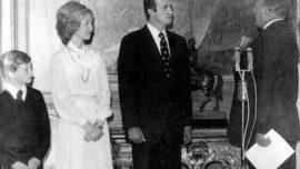 Juan Carlos I, la Corona y este Gobierno
