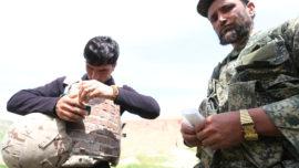"""Badghis (VI): De """"kalakas"""" (AK-47) y pelucos de oro"""