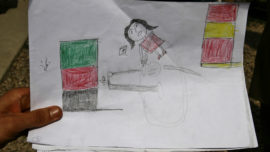Badghis (VII): Así ven los niños afganos a los españoles