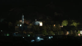 Badghis (V): Así es Qala i Nao de noche