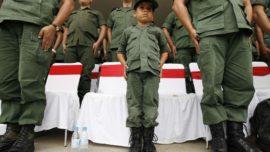 Venezuela: el gasto militar aumentó un 42% en 2012