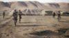 El primer cuadro de la Guerra de Afganistán