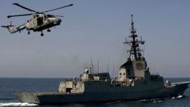 España, al «mando OTAN» contra el terrorismo en el Mediterráneo