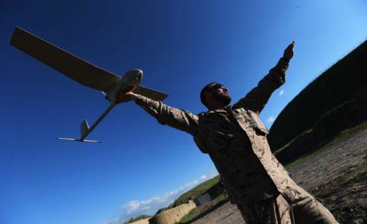 UAV: la guerra no tripulada de España en Afganistán