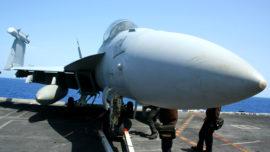 «Harry S. Truman» (III): Así son las aeronaves del portaaviones