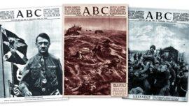 Segunda Guerra Mundial: mis 20 portadas de ABC