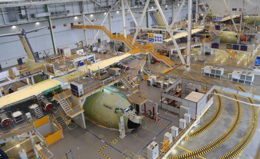 Hacia un Airbus 4.0: digitalización, nuevo avión de combate, mejoras en el A400M, drones comerciales…