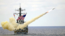 Rota: el 11 de febrero llega el primer destructor del «escudo antimisiles»
