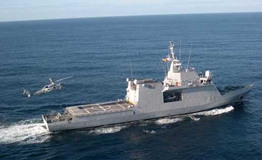 Un buque BAM alistado para desplegar en 15 días en la Operación Sophia