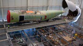 Sevilla ya ensambla el primer A400M para la Luftwaffe alemana