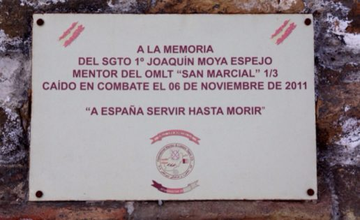 De cuando España se fue de Ludina (fotos inéditas)