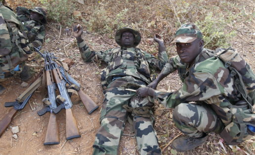 EUTM Malí (V): Soldado maliense, «cri-cri» versus adiestramiento
