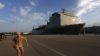 Rota: la OPAQ solo exhibe a medios extranjeros el buque que destruirá el arsenal químico sirio