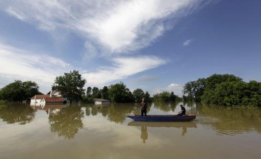 España ofrece la UME para las inundaciones de los Balcanes