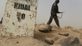 Contratiempo en Kidal para las fuerzas malienses entrenadas por la UE