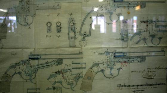 Oberndorf: la fábrica de armas de fuego del II y III Reich