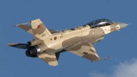 Marruecos comprará 25 nuevos cazas F-16 y modernizará otros 23