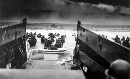 Día D, desembarco de Normandía: «Les sanglots longs des violons de l'automne…»