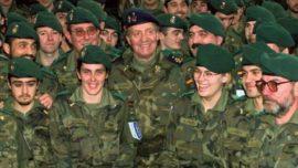 Juan Carlos I: el «primer soldado y marino» que activó la renovación de las Fuerzas Armadas