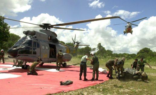 «Ve tú y haz lo mismo»: la historia de los helicópteros en el Ejército del Aire