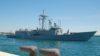 Los 214 marinos de la fragata «Navarra», rumbo a la operación Atalanta