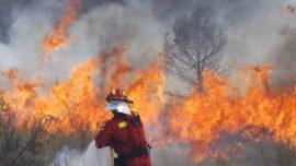 200 militares de la UME, rumbo al incendio de Portugal