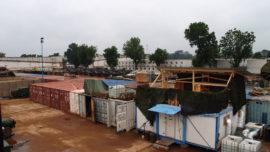 Centroafricana: el nuevo hogar español en la misión Eufor RCA en Bangui
