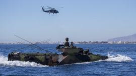 Infantería de Marina: el «desembarco OTAN» de Almería