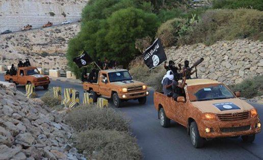 Libia preocupa en la OTAN: una amenaza en el flanco mediterráneo