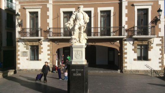 Guetaria: el pueblo de Elcano, «primus circundidisti me»