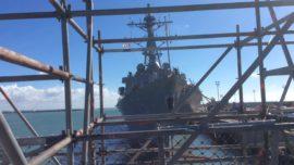 Rota: Navantia tendrá en 2016  trabajo «de continuo» con la US Navy