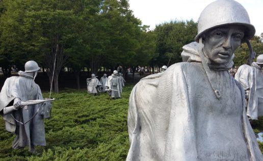 Washington (I): «Freedom is not free»